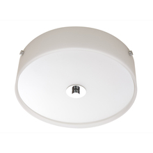 Artcraft AC7104 - San Deigo Chrome Flush Mount