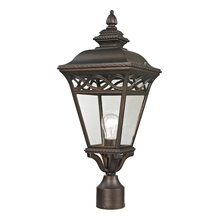 Thomas 8511EP/70 - Mendham 1 Light Outdoor Post Lamp In Hazelnut Br