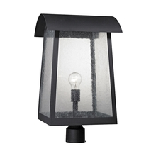 Thomas 8721EP/65 - Prince Street 1 Light Outdoor Post Lamp In Matte