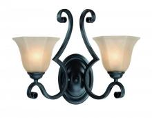 Dolan Designs 779-34 - 2 Arm Wall Sconce