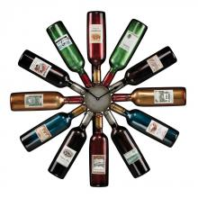 Sterling Industries 51-10085 - Wine Bottle Clock