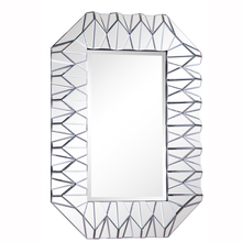 "Elegant MR-3204 - Mirror 49.2"" x 33.9"" x 2.6"" CL"