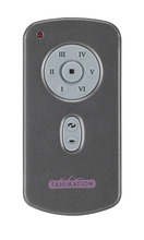Fanimation TR29 - Hand Held  DC Motor Remote and Transmitter