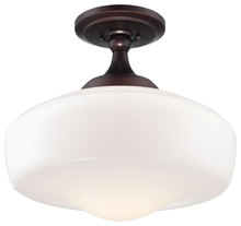 Minka-Lavery 2259-576 - 1 Light Semi Flush Mount