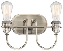 Minka-Lavery 3452-84b - 2 Light Bath