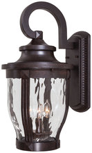 Minka-Lavery 8763-166 - 3 Light Wall Mount
