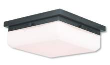 Livex Lighting 65537-92 - 3 Light EBZ Wall Sconce/Semi Flush