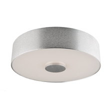 Artcraft AC7240BA - Fantasia 1 Light AC7240BA Brushed Aluminum  Flush Mount