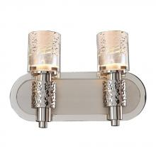 Kalco 6272PSN - Ashington 2 Light Bath