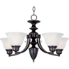 Maxim 2699MROI - Malaga 5-Light Chandelier