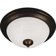 Maxim 5842MROI - Essentials 3-Light Flush Mount