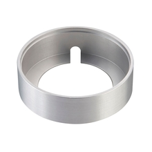 Thomas A731DL/29 - Alpha Surface Mount Collar In Brushed Aluminum