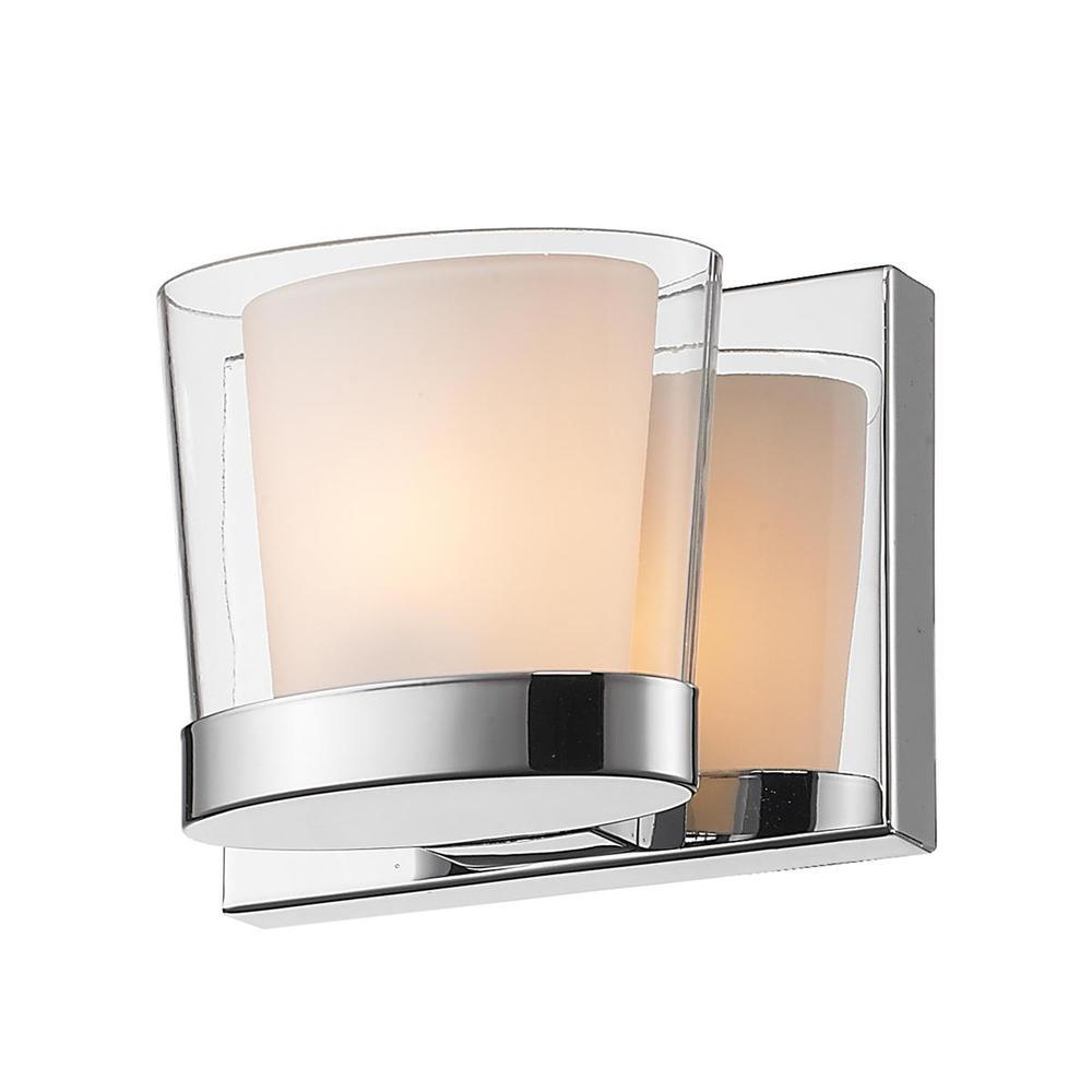 1 Light Bath Vanity 772V Inland Lighting