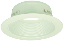 Jeremiah T-503WW - Aluminum Baffle Trim in White