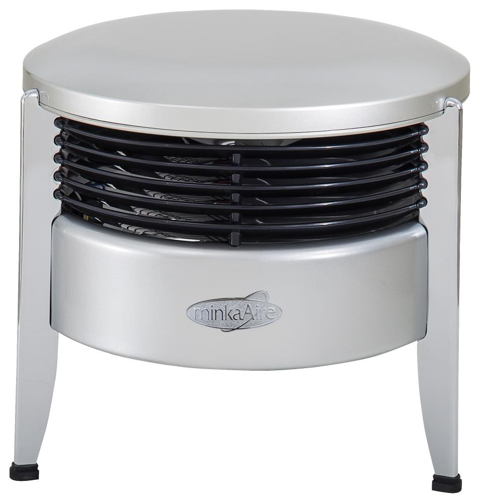 Inland Lighting in Yakima, Washington, United States, Minka-Aire E6TN, Silver Portable Fan, Hassock Aire