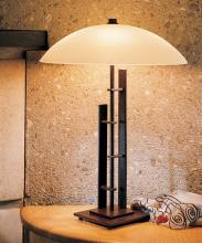 Hubbardton Forge 268422-SKT-07-SS0048 - Metra Double Table Lamp