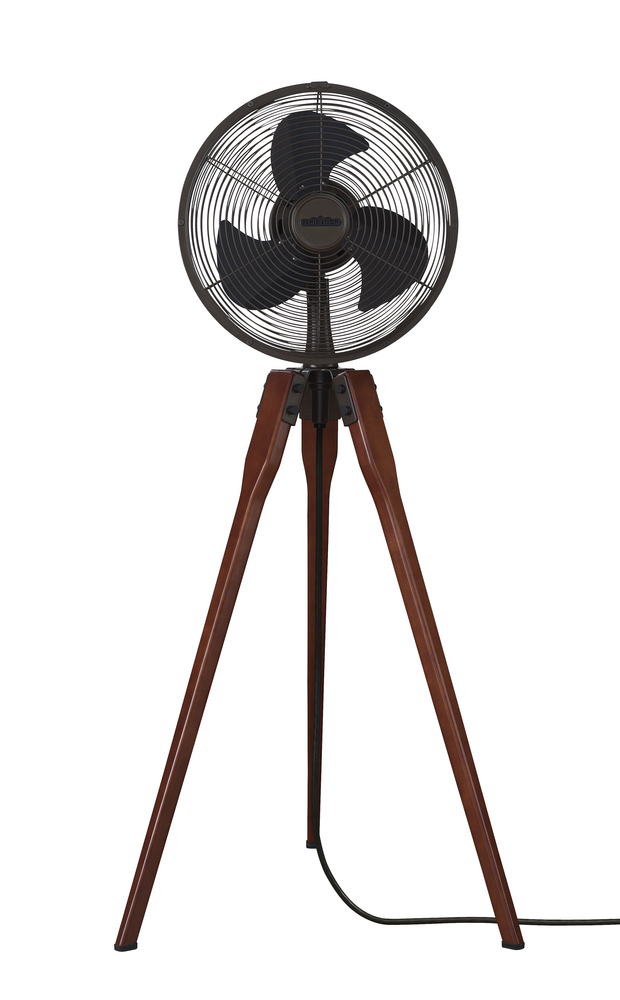 Inland Lighting in Yakima, Washington, United States, Fanimation D5NF, Arden Pedestal Fan - OB - 220v, Arden