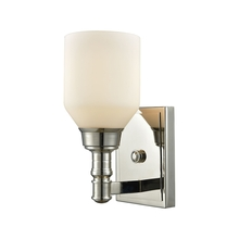 ELK Lighting 32270/1 - Baxter 1 Light Vanity In Polished Nickel With Op